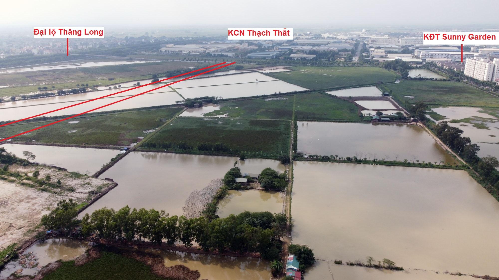 Ba đường sẽ mở theo qui hoạch ở xã Phượng Cách, Quốc Oai, Hà Nội - Ảnh 15.