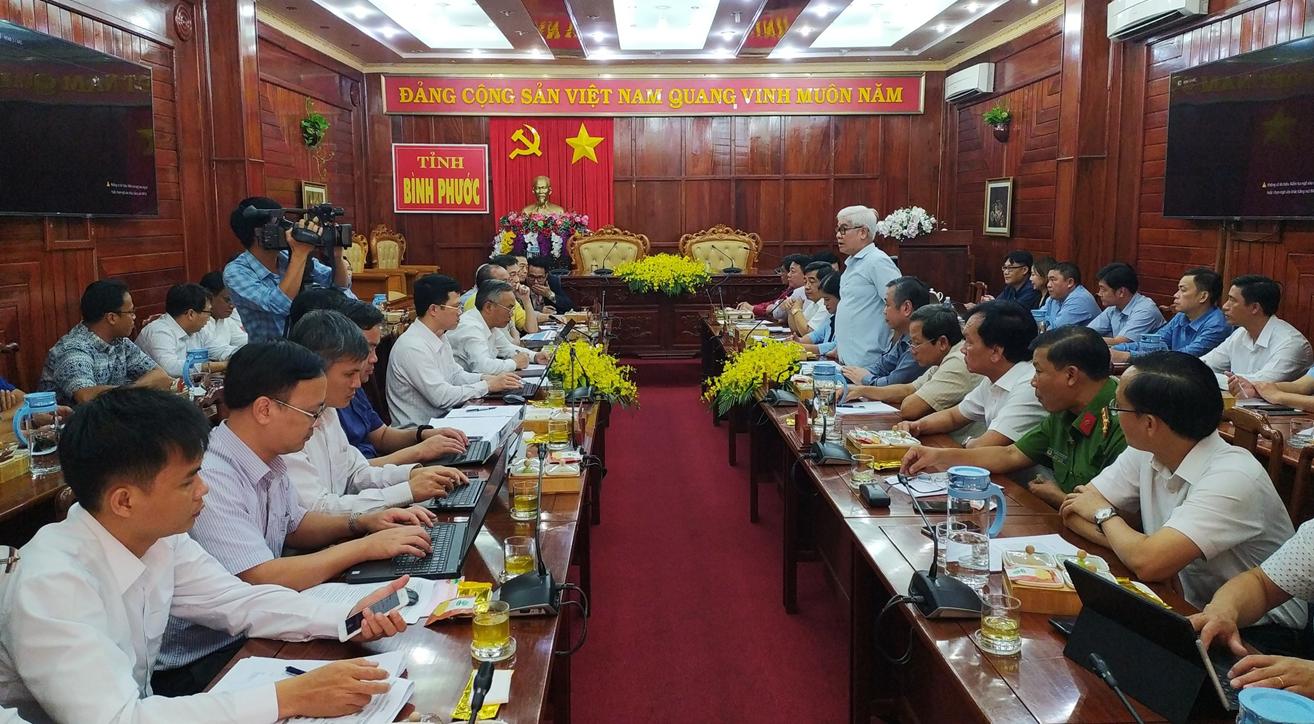 Tập đoàn Japfa sẽ đầu tư dự án chăn nuôi 230 triệu USD tại Bình Phước - Ảnh 1.