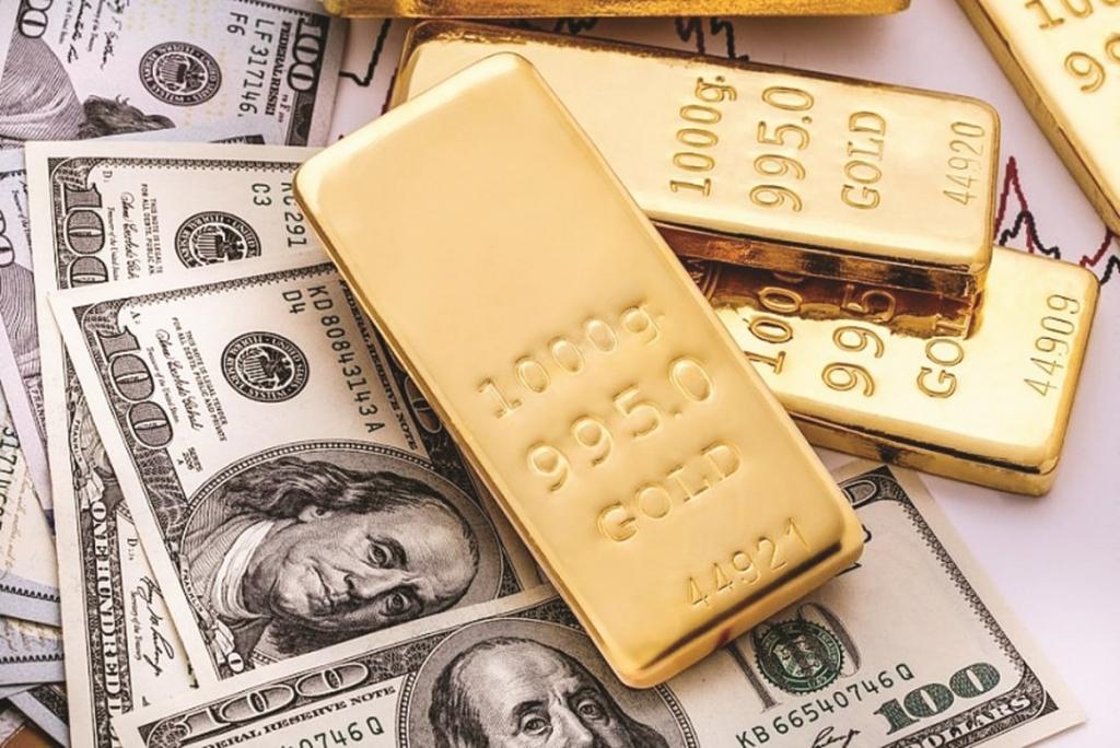 Giá vàng hôm nay 1/12: Vàng vẫn duy trì đà giảm, chỉ còn 53 triệu đồng/lượng ở các hệ thống - Ảnh 1.