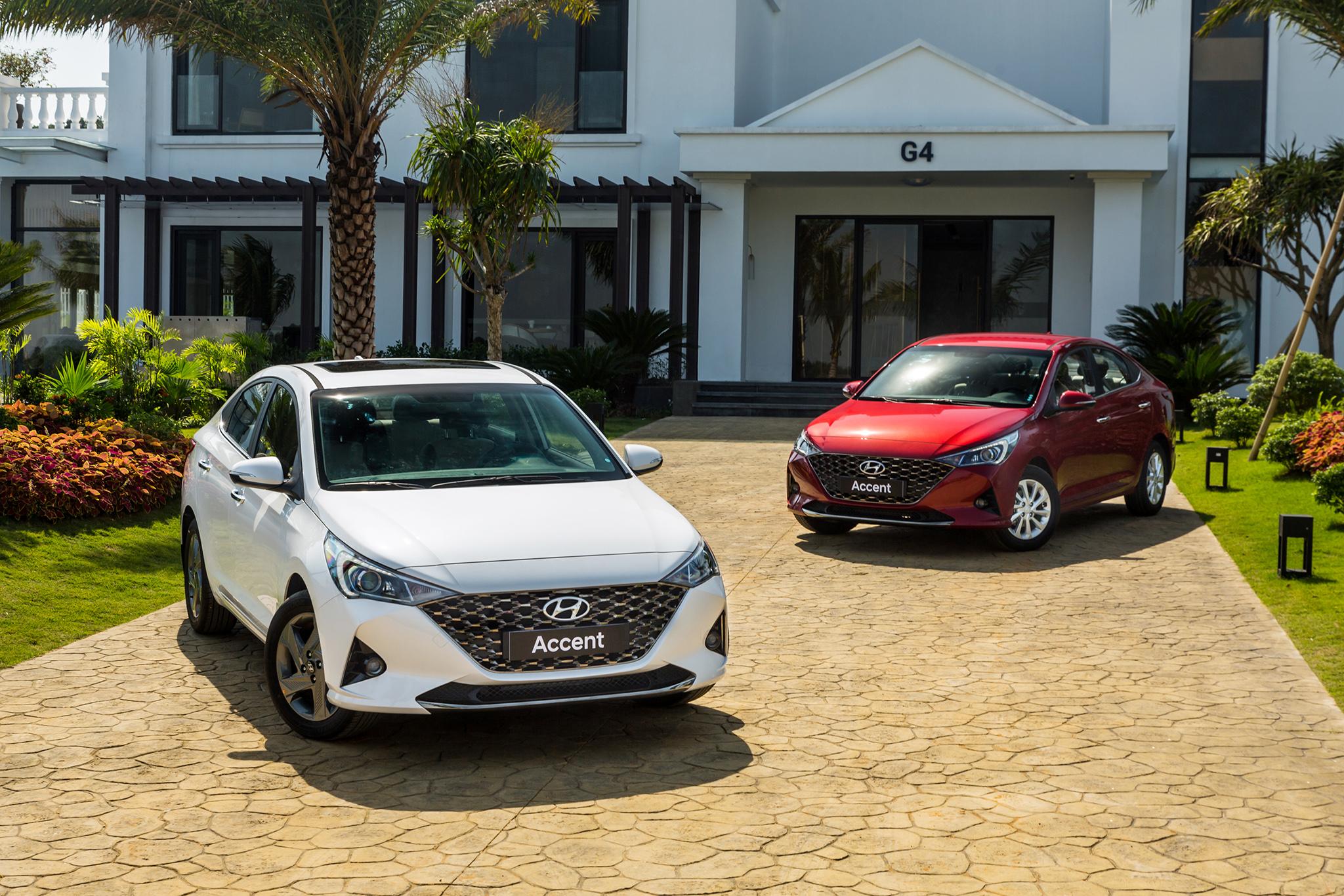 TC Motor ra mắt Hyundai Accent 2021 với giá bán từ 426,1 triệu đồng - Ảnh 1.