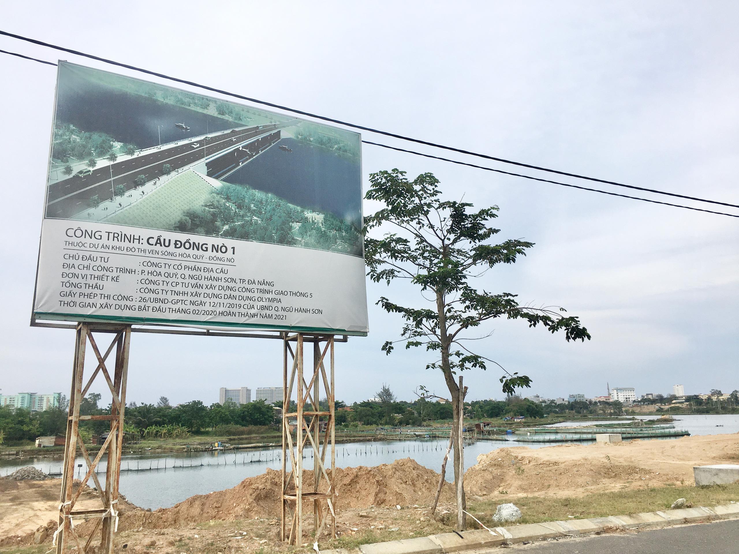 Doanh nghiệp đang nắm hơn 500 ha đất lớn nhất Đà Nẵng làm khu đô thị - Ảnh 1.