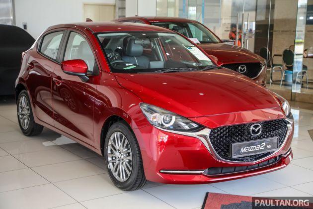 Mazda 2 thế hệ mới sẽ ra mắt dựa trên phiên bản Toyota Yaris Hybrid - Ảnh 1.
