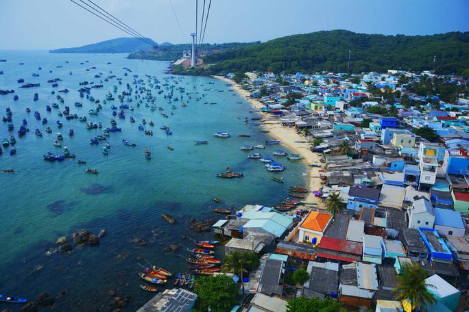 Kiên Giang duyệt đồ án qui hoạch Khu phi thuế quan Phú Quốc hơn 100 ha  - Ảnh 1.