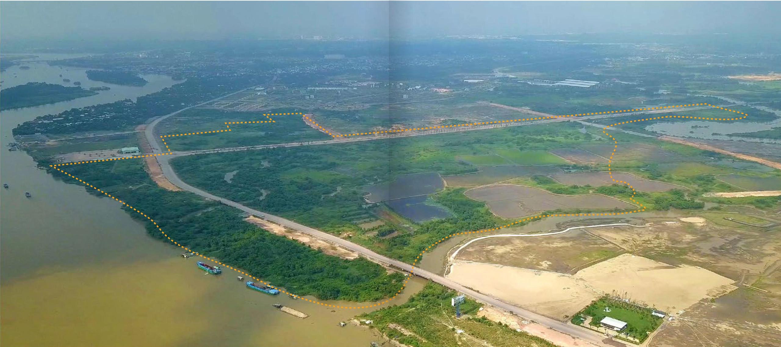 Keppel Land thoái hết vốn tại Khu đô thị Đồng Nai Waterfront City - Ảnh 1.