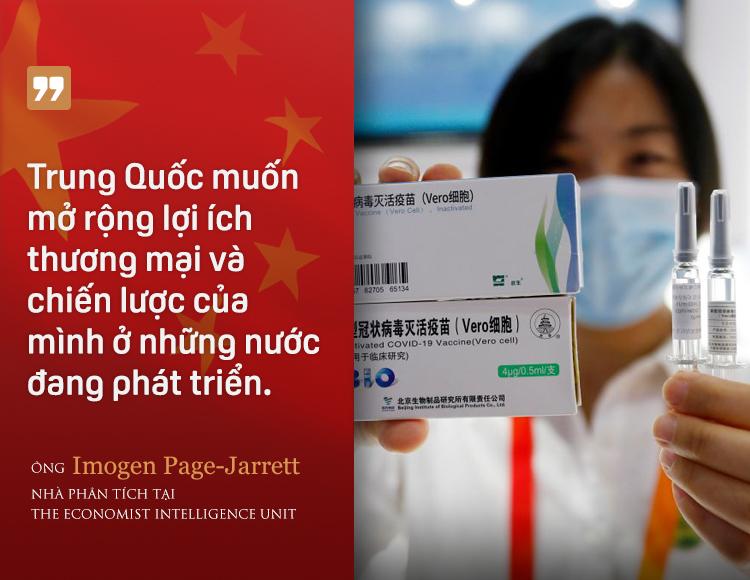 Trung Quốc có dụng ý gì khi ưu tiên vắc xin COVID-19 cho các nước đang phát triển? - Ảnh 2.