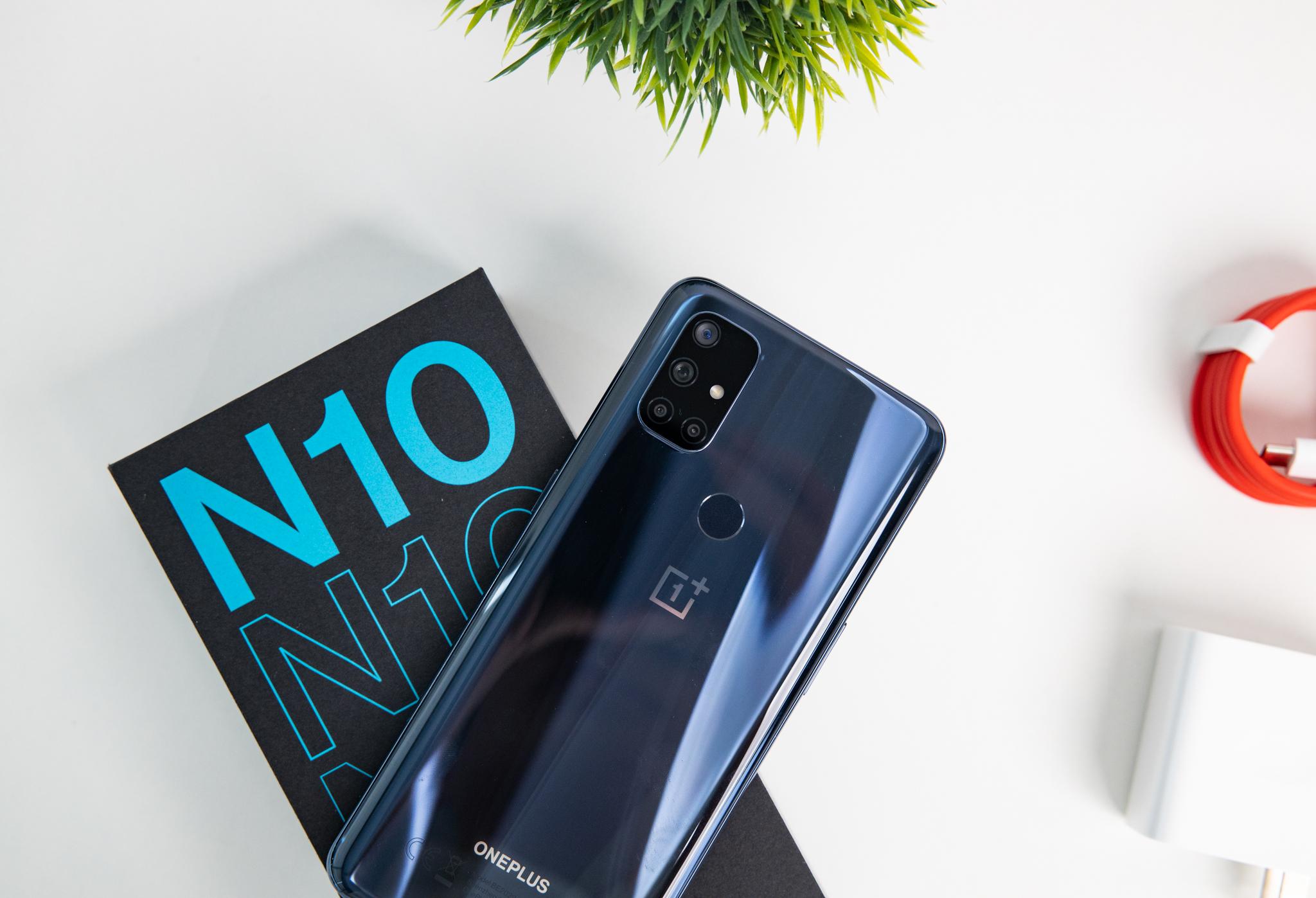 OnePlus Nord N10 5G khiến thị trường điện thoại tháng 12 thêm nóng - Ảnh 1.