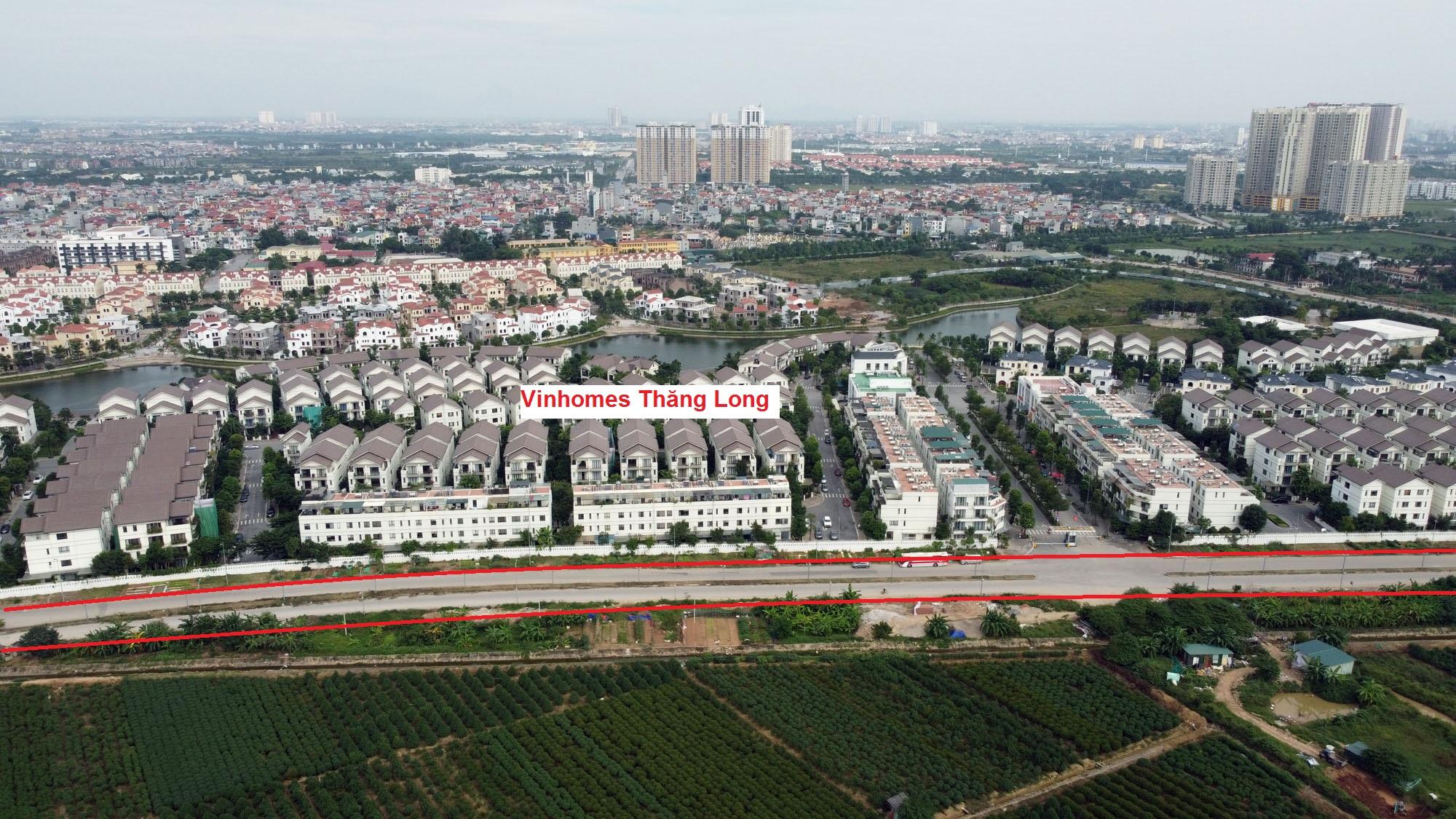 đường sẽ mở theo qui hoạch ở xã An Khánh, Hoài Đức, Hà Nội - Ảnh 7.