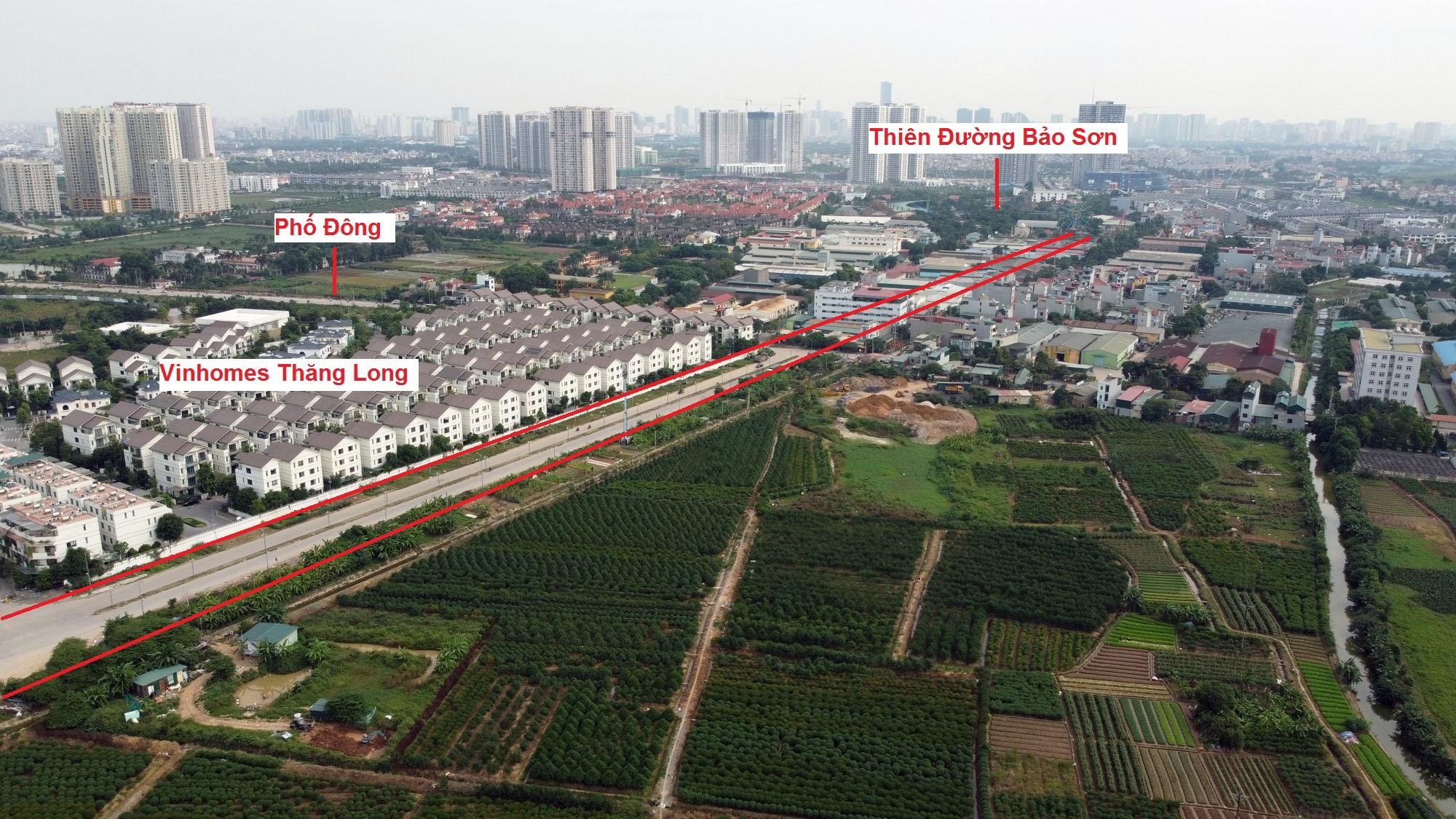 đường sẽ mở theo qui hoạch ở xã An Khánh, Hoài Đức, Hà Nội - Ảnh 8.