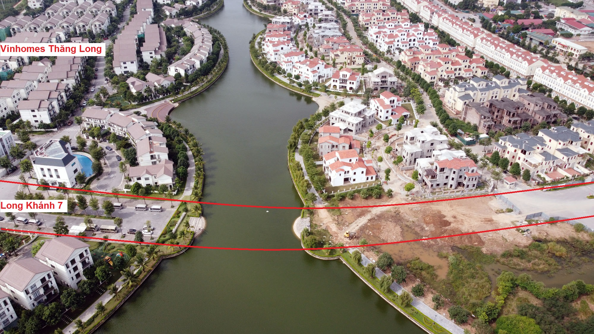 đường sẽ mở theo qui hoạch ở xã An Khánh, Hoài Đức, Hà Nội - Ảnh 14.