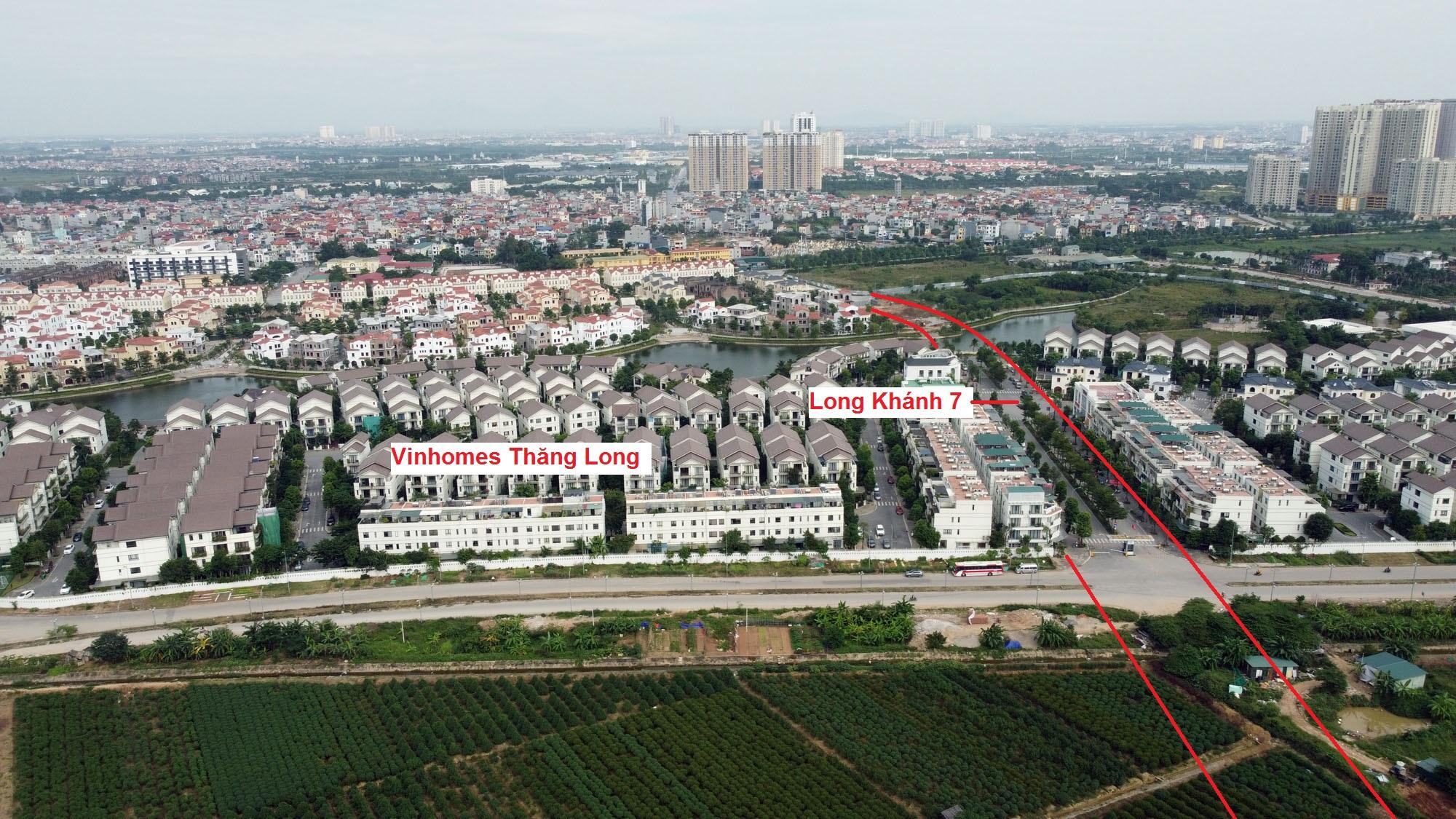 đường sẽ mở theo qui hoạch ở xã An Khánh, Hoài Đức, Hà Nội - Ảnh 15.