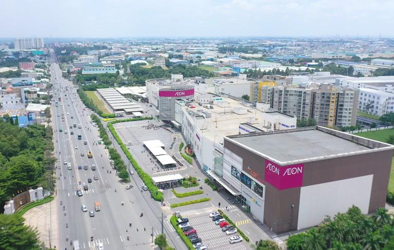 AEON muốn đầu tư 190 triệu USD xây trung tâm thương mại tại Thanh Hoá - Ảnh 1.