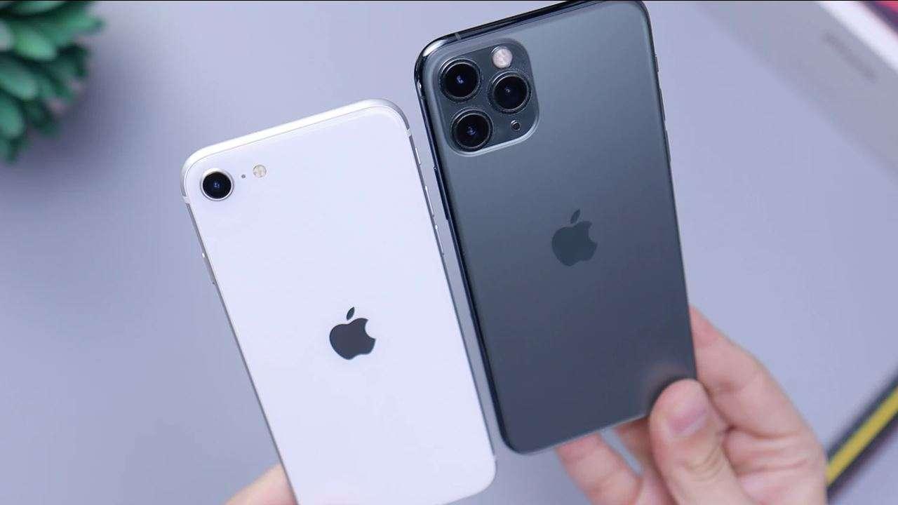 iPhone cũ tiếp tục giảm giá mạnh - Ảnh 1.
