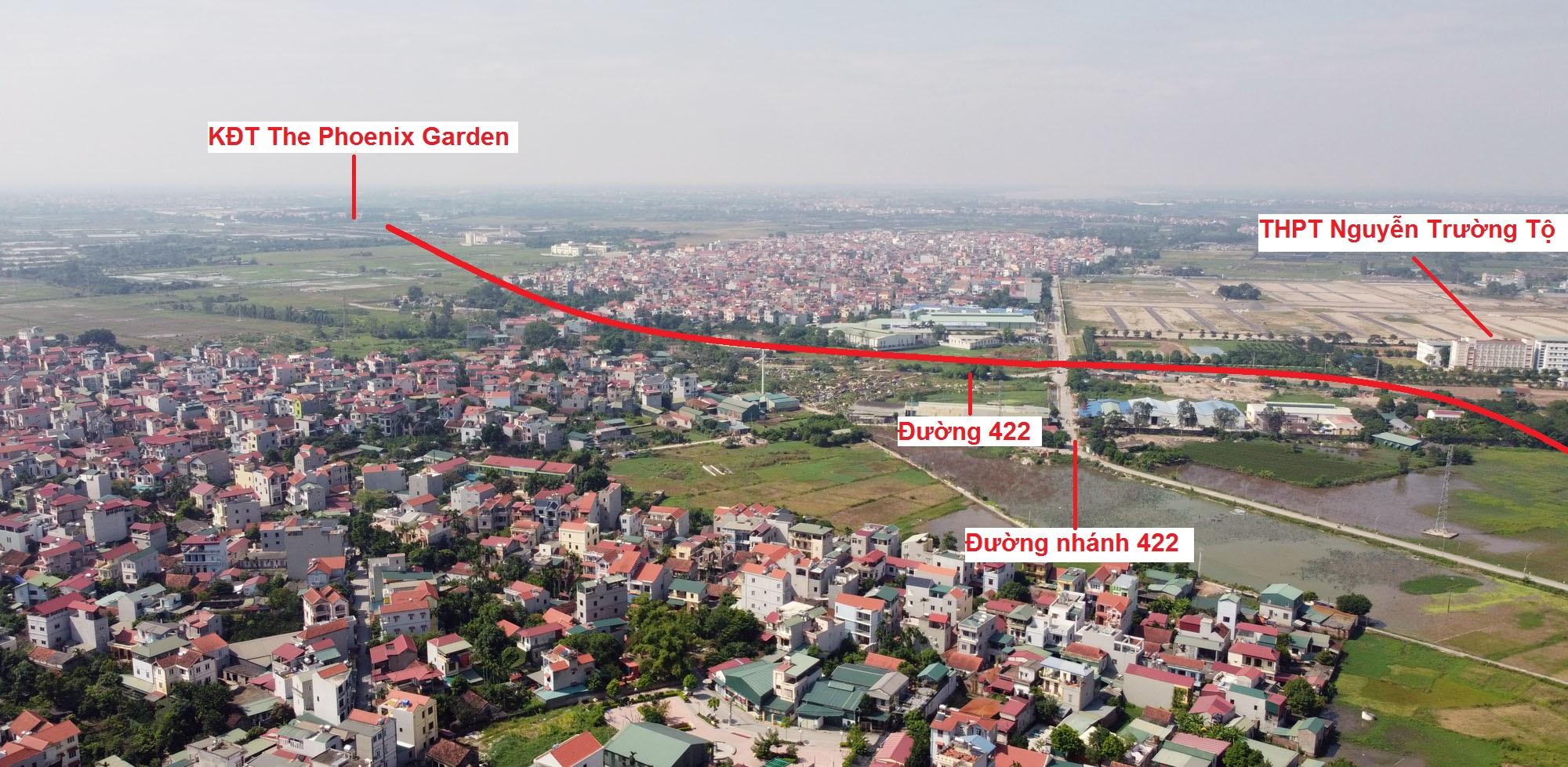 Ba đường sẽ mở theo qui hoạch ở xã Tân Hội, Đan Phượng, Hà Nội - Ảnh 3.