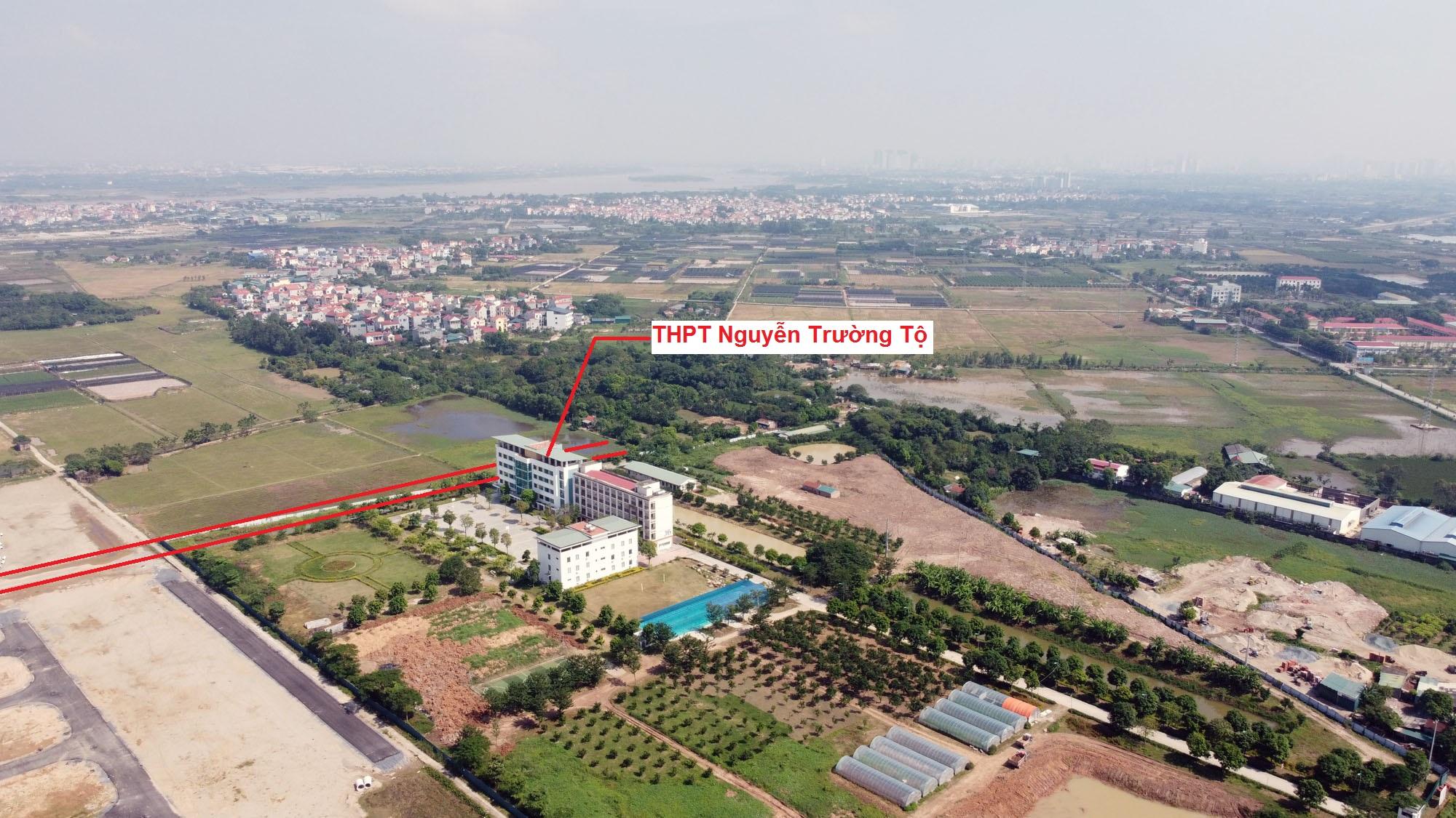 Ba đường sẽ mở theo qui hoạch ở xã Tân Hội, Đan Phượng, Hà Nội - Ảnh 10.