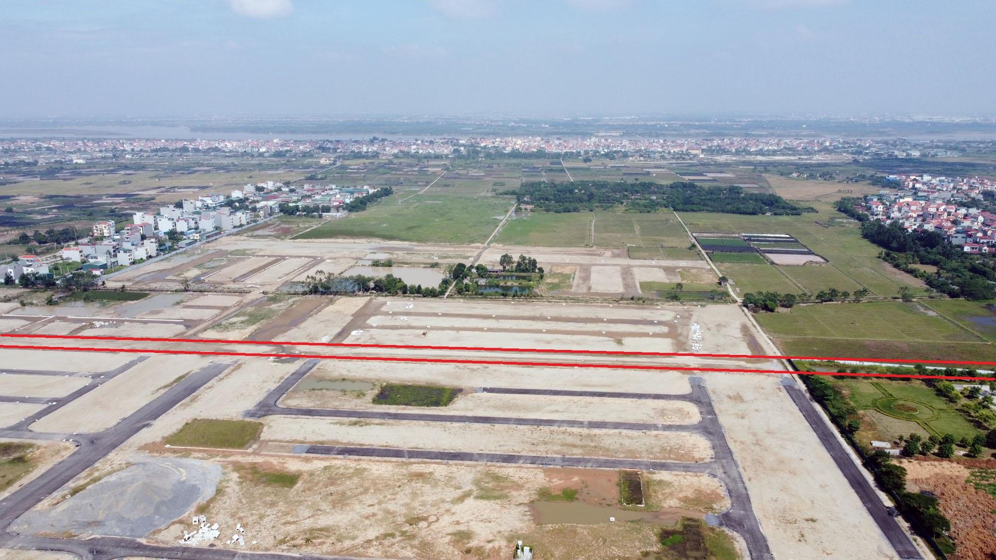 Ba đường sẽ mở theo qui hoạch ở xã Tân Hội, Đan Phượng, Hà Nội - Ảnh 11.