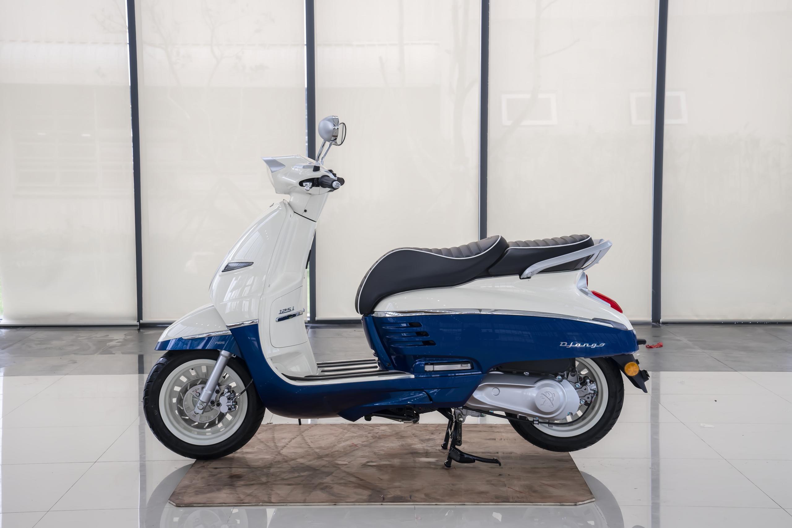 Thaco tham vọng xuất khẩu xe máy điện Peugeot sang thị trường ASEAN - Ảnh 3.