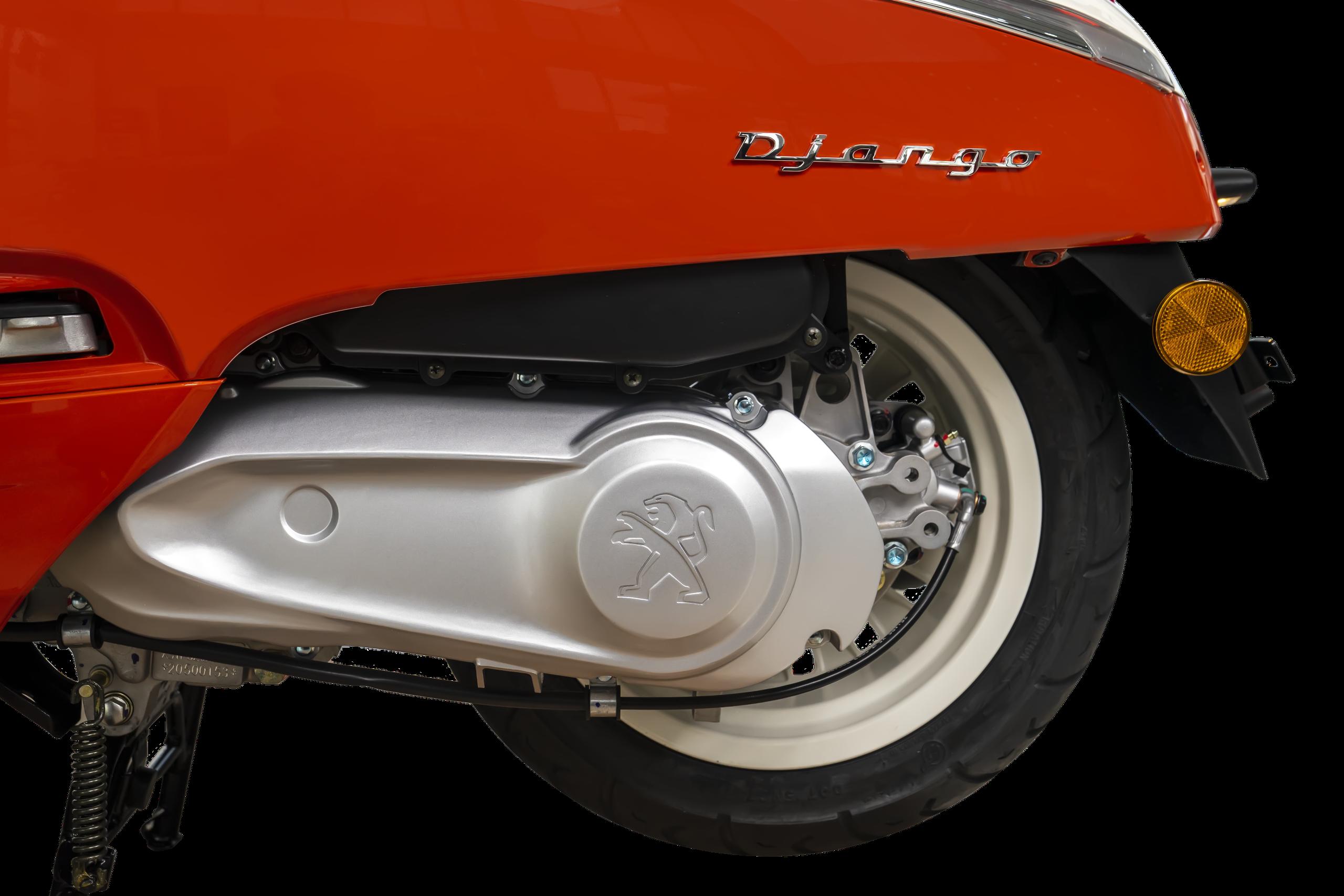 Thaco tham vọng xuất khẩu xe máy điện Peugeot sang thị trường ASEAN - Ảnh 5.