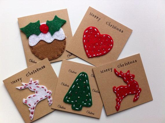 Bật mí những mẫu thiệp Giáng sinh ấn tượng để gửi gắm câu chúc an lành - Ảnh 8.