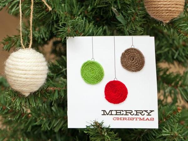 Bật mí những mẫu thiệp Giáng sinh ấn tượng để gửi gắm câu chúc an lành - Ảnh 9.