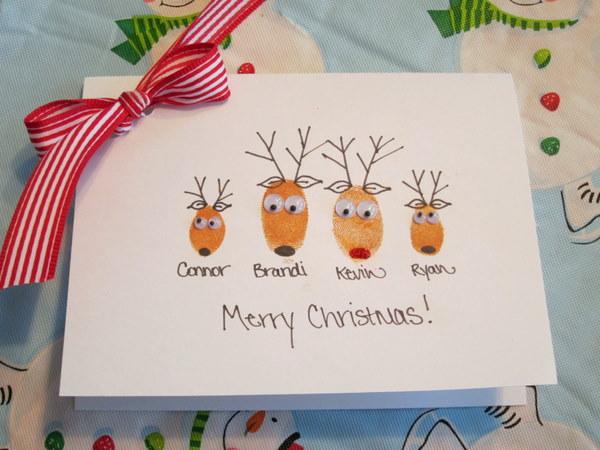Bật mí những mẫu thiệp Giáng sinh ấn tượng để gửi gắm câu chúc an lành - Ảnh 3.