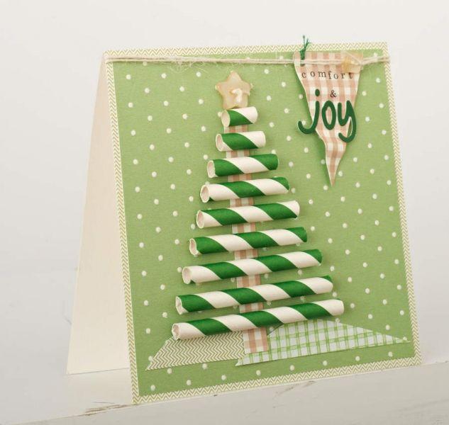 Bật mí những mẫu thiệp Giáng sinh ấn tượng để gửi gắm câu chúc an lành - Ảnh 10.