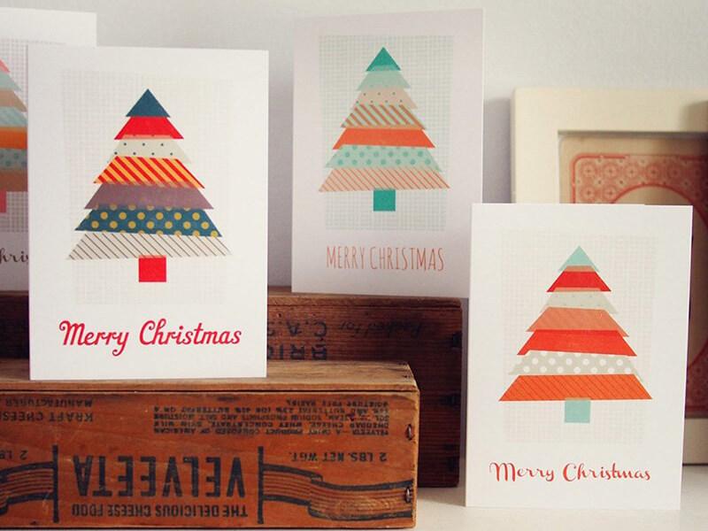 Bật mí những mẫu thiệp Giáng sinh ấn tượng để gửi gắm câu chúc an lành - Ảnh 2.