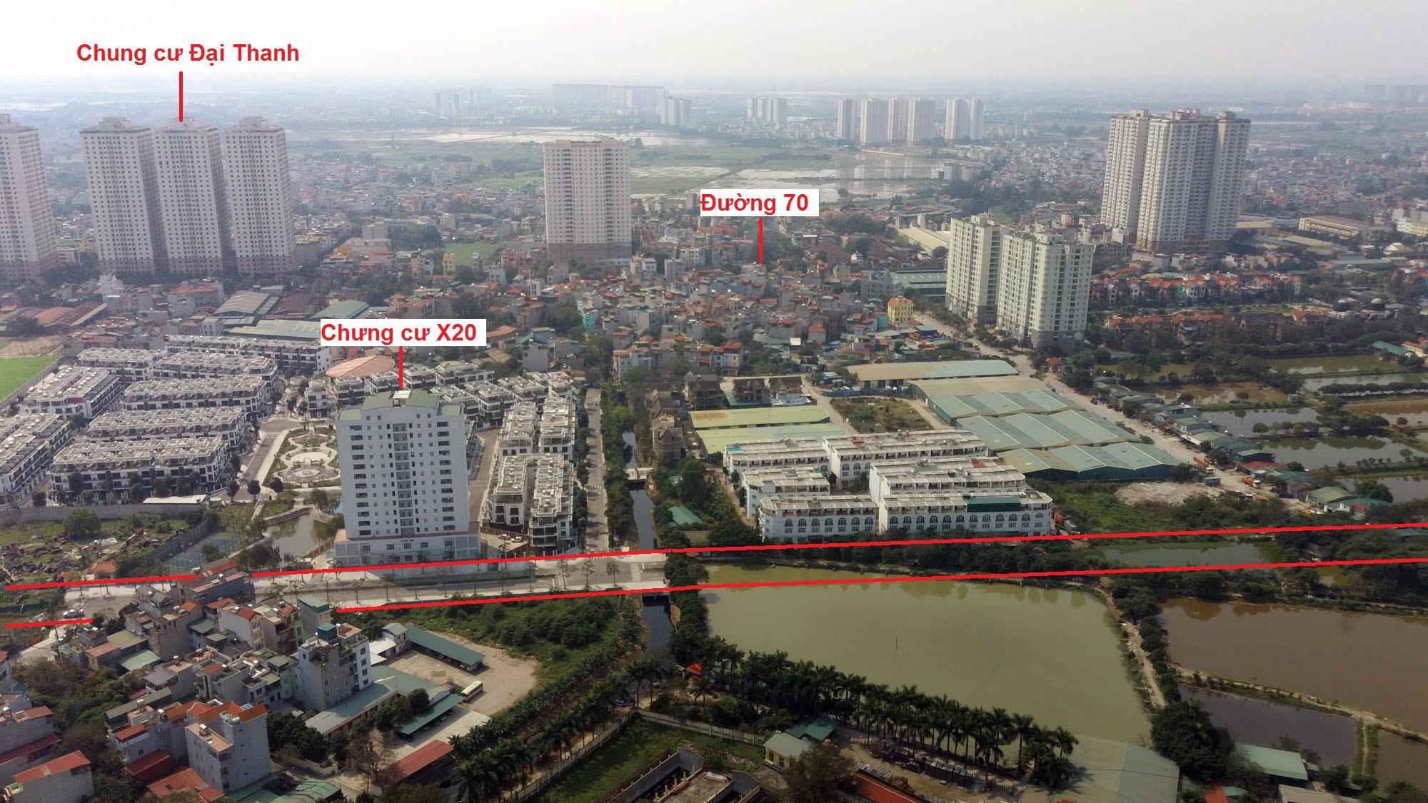 Ba đường sẽ mở theo qui hoạch ở xã Thanh Liệt, Thanh Trì, Hà Nội - Ảnh 4.