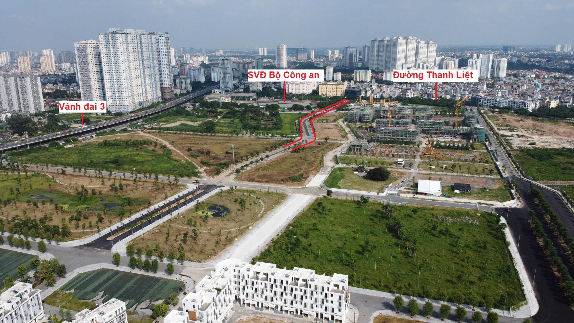 Ba đường sẽ mở theo qui hoạch ở xã Thanh Liệt, Thanh Trì, Hà Nội - Ảnh 7.