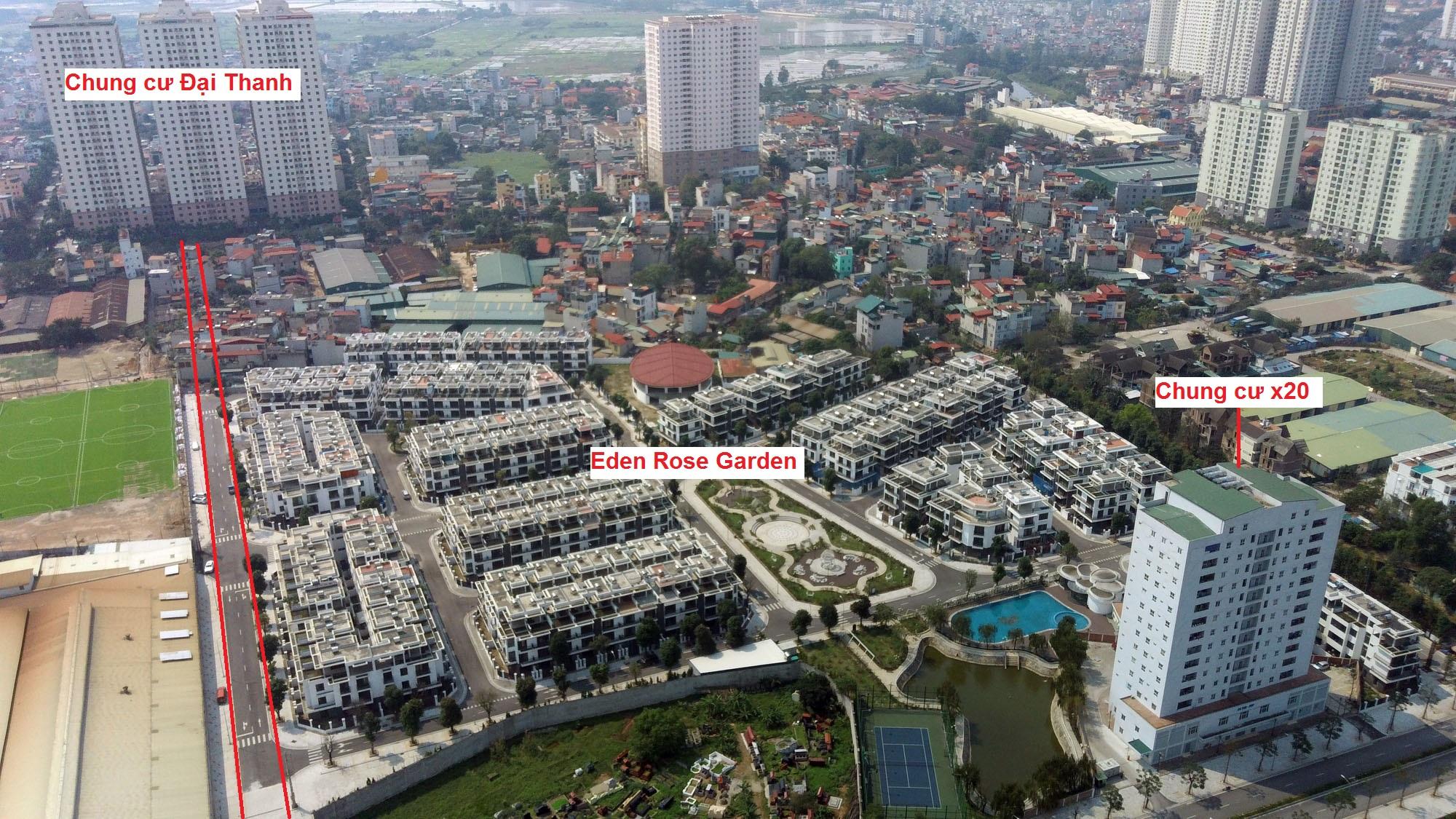 Ba đường sẽ mở theo qui hoạch ở xã Thanh Liệt, Thanh Trì, Hà Nội - Ảnh 10.