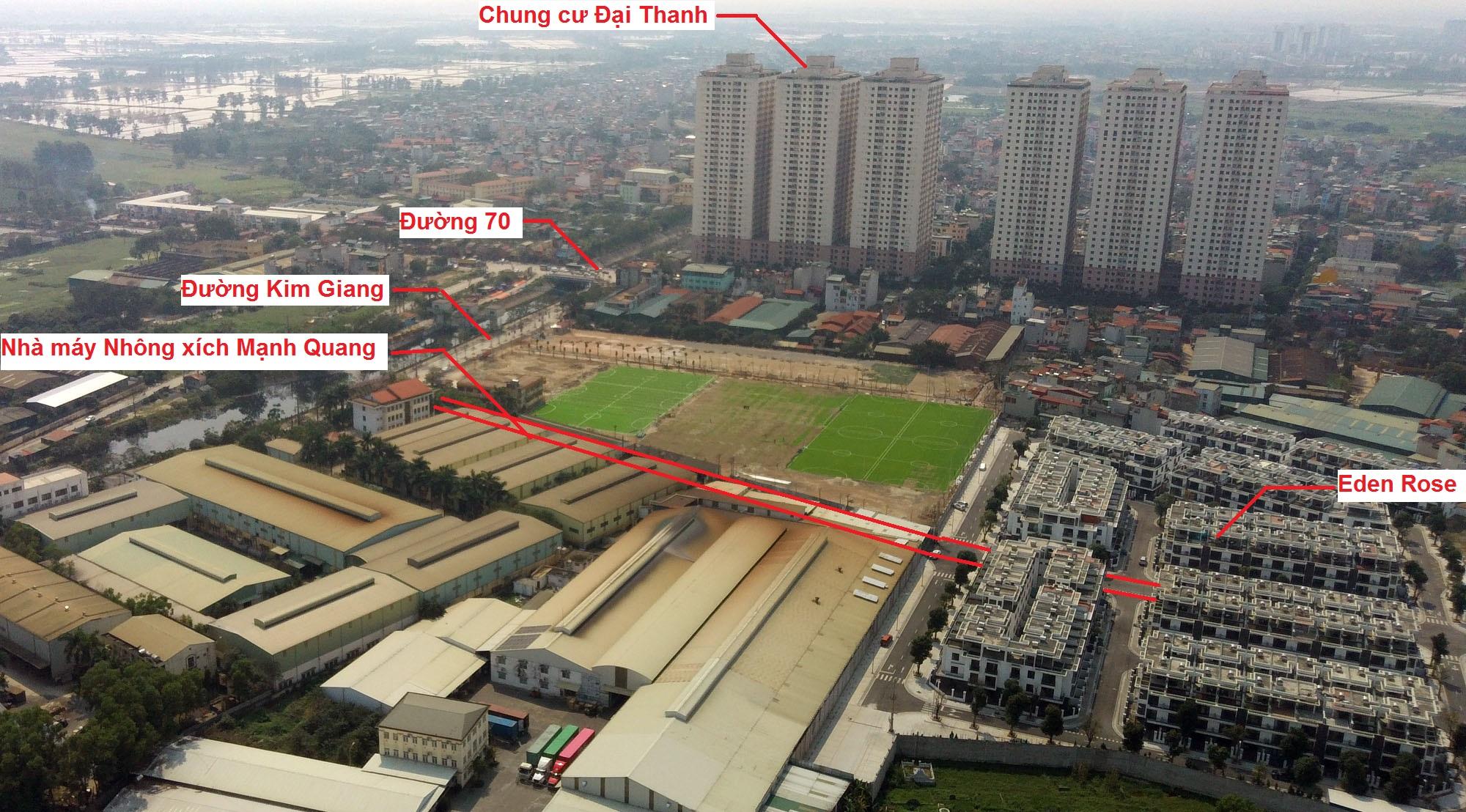 Ba đường sẽ mở theo qui hoạch ở xã Thanh Liệt, Thanh Trì, Hà Nội - Ảnh 12.