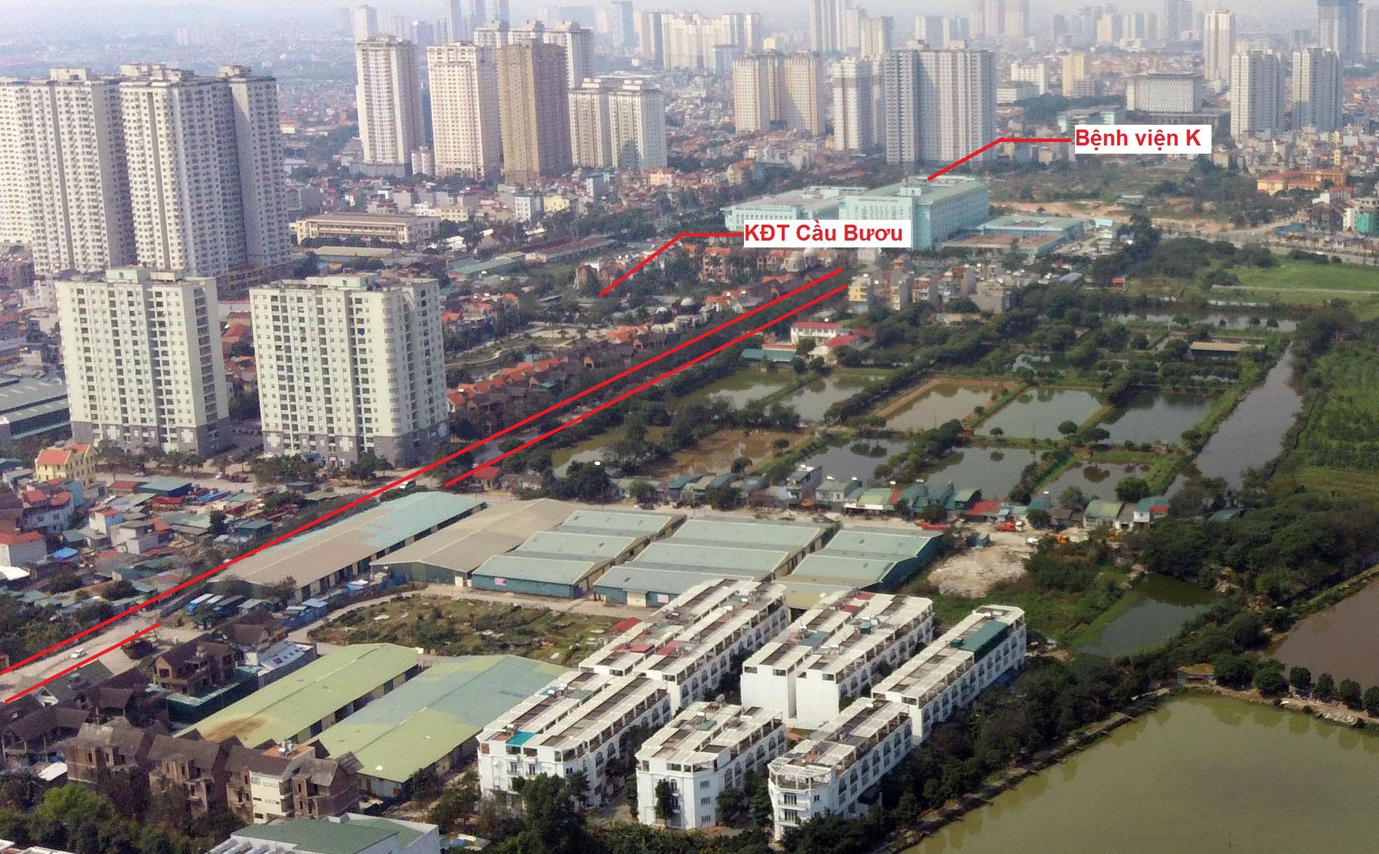 Ba đường sẽ mở theo qui hoạch ở xã Thanh Liệt, Thanh Trì, Hà Nội - Ảnh 14.