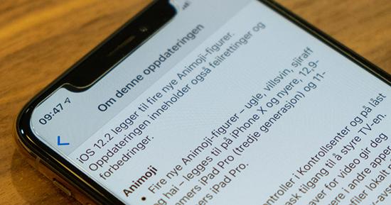 Bản iOS 12.5 vừa được Apple ra mắt dành cho các mẫu iPhone cũ - Ảnh 1.