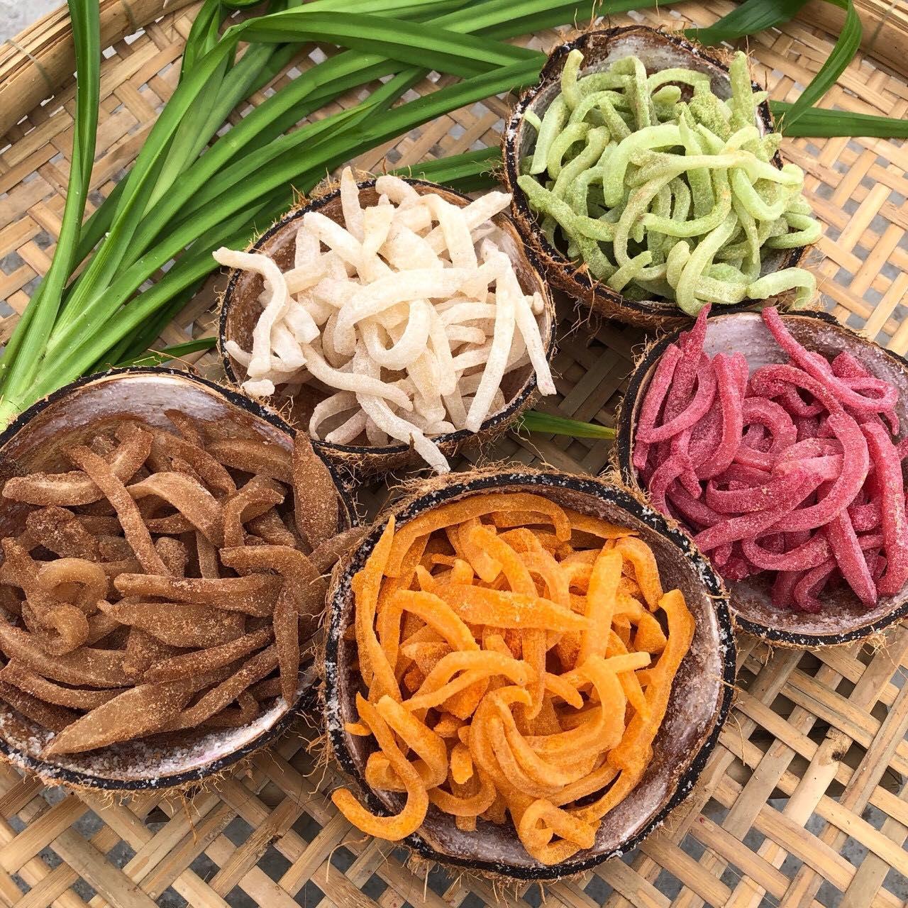 Đón Tết rộn ràng với 7 cách làm mứt dừa thơm ngon, cực kì hấp dẫn  - Ảnh 4.