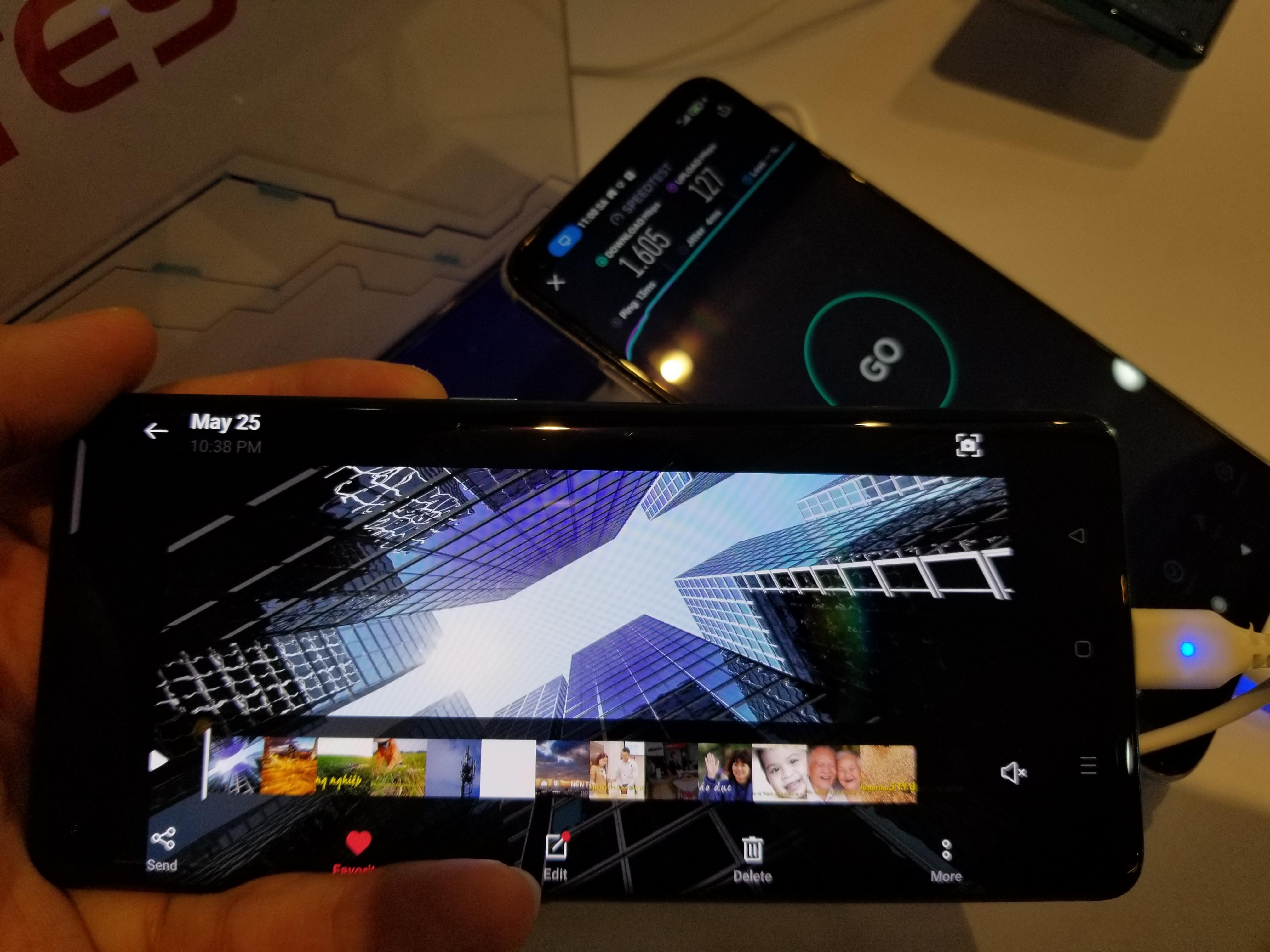 5G MobiFone đạt tốc độ lên đến 1,7Gbps, sẵn sàng cho khách hàng trải nghiệm tại TP HCM - Ảnh 3.