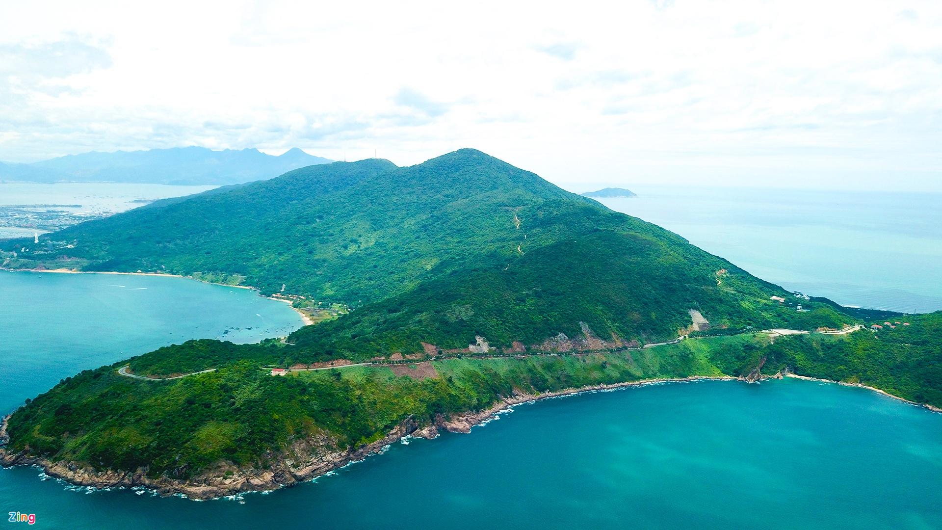 Bốn dự án lớn trên Bán đảo Sơn Trà Đà Nẵng được xác định lại giá đất - Ảnh 1.