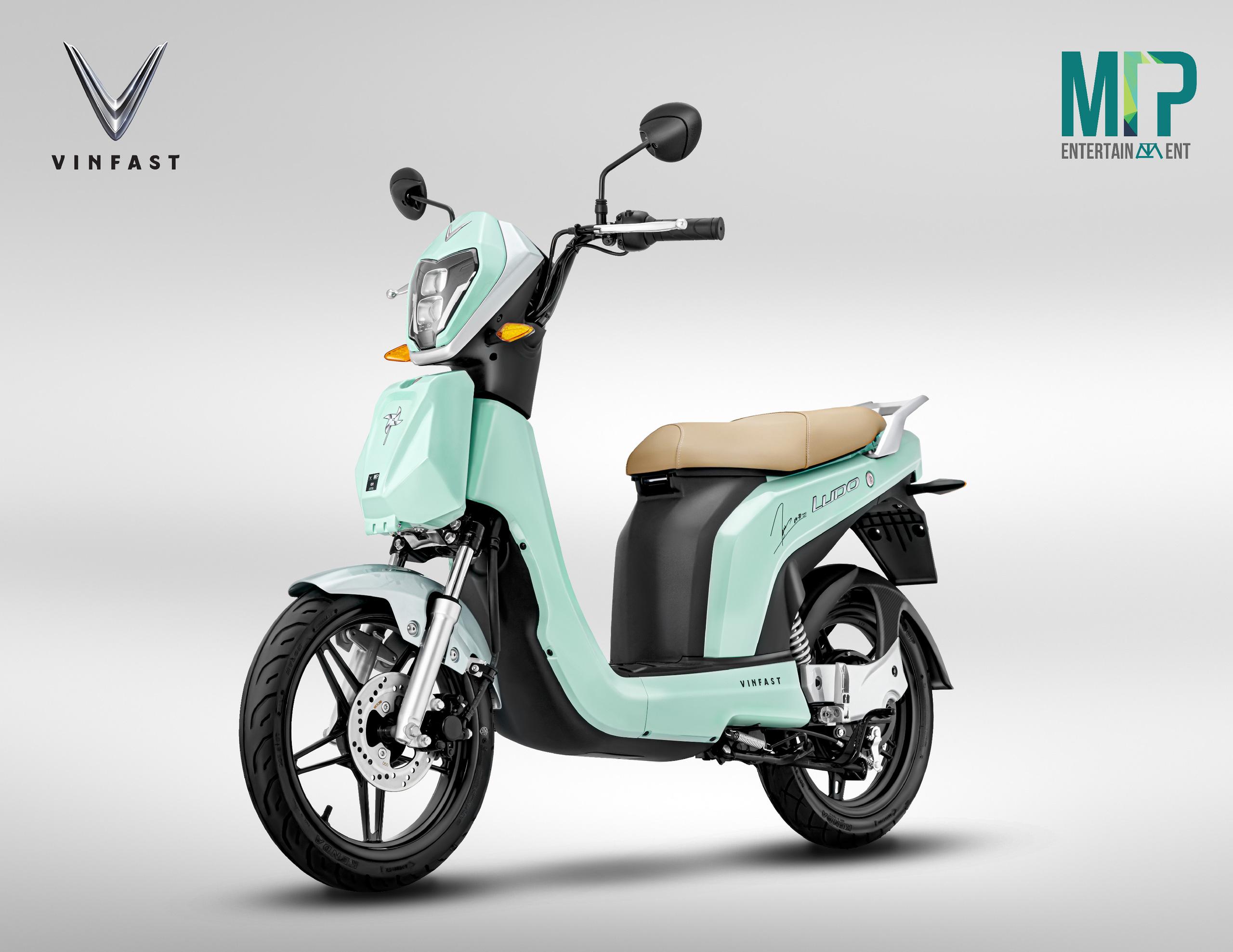 VinFast công bố hai mẫu xe máy điện mới mang đậm phong cách của Sơn Tùng M-TP - Ảnh 2.
