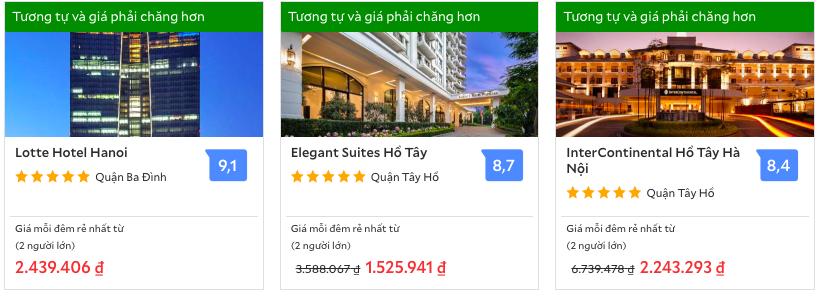 Giá khách sạn 5 sao ở một số điểm du lịch dịp Tết Dương  - Ảnh 3.