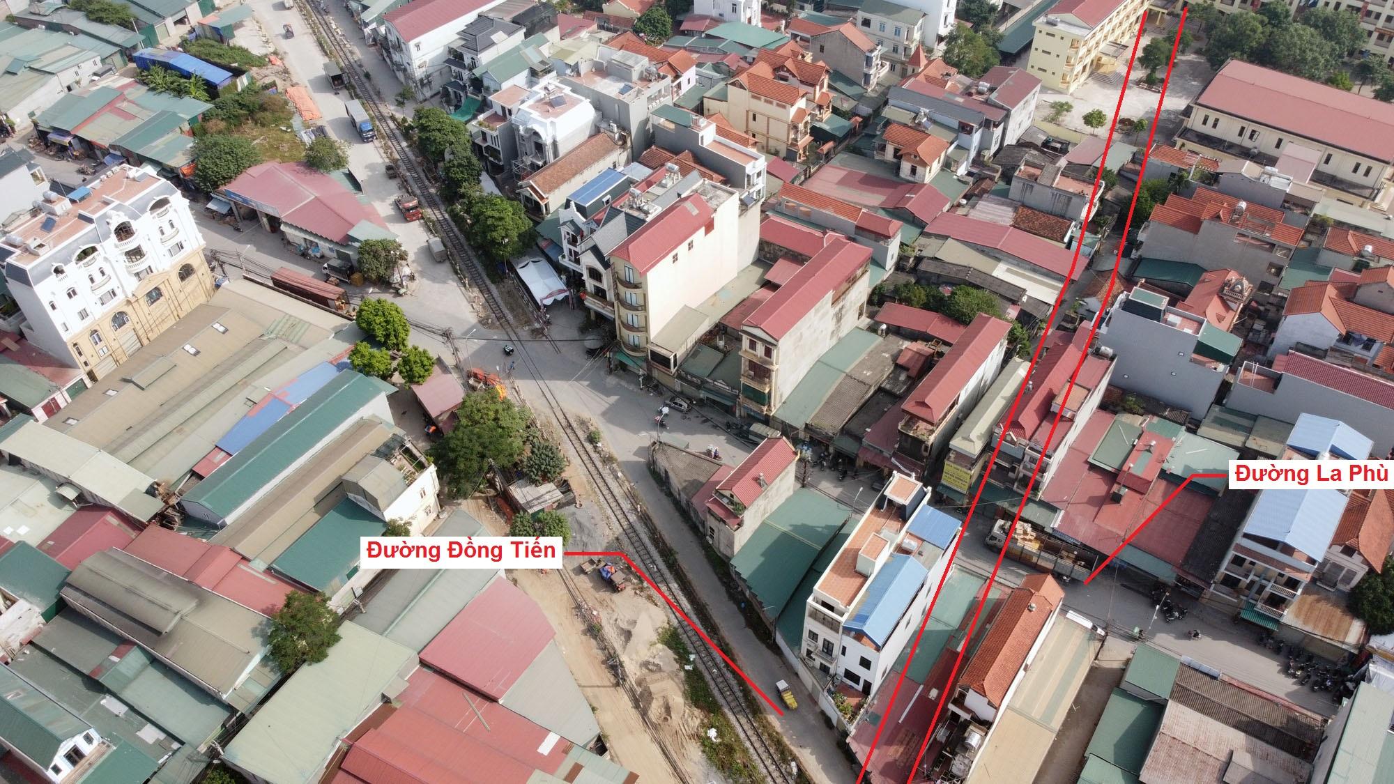 Ba đường sẽ mở theo qui hoạch ở xã La Phù, Hoài Đức, Hà Nội - Ảnh 4.