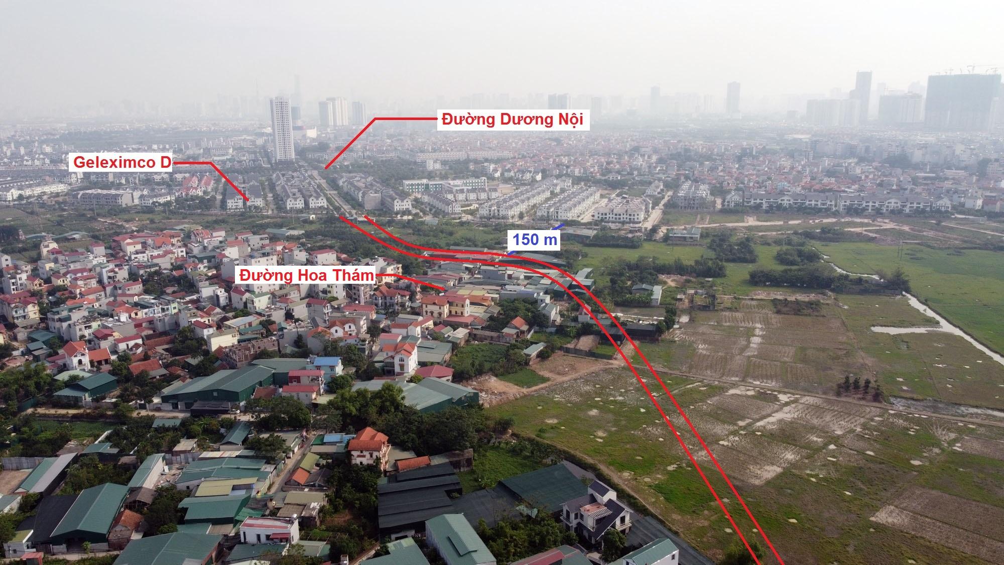 Ba đường sẽ mở theo qui hoạch ở xã La Phù, Hoài Đức, Hà Nội - Ảnh 7.