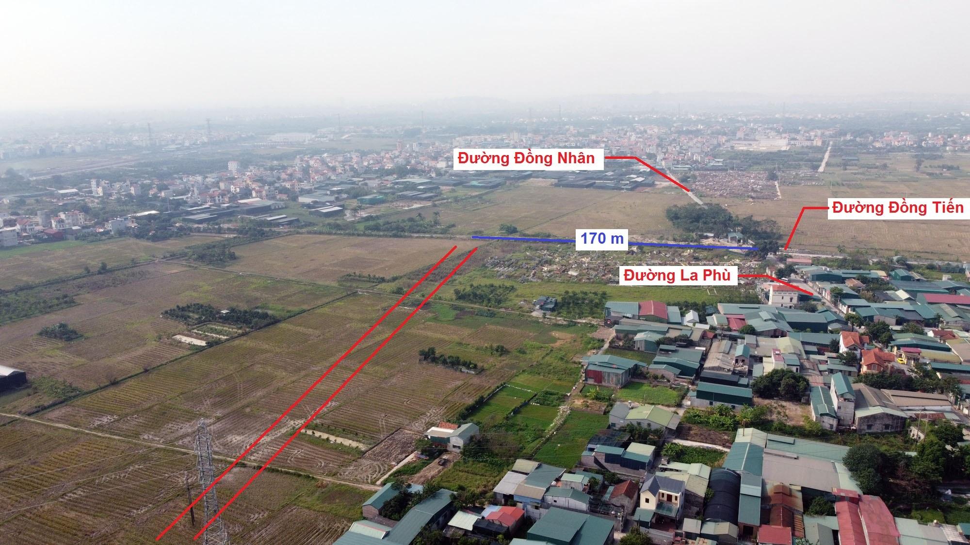 Ba đường sẽ mở theo qui hoạch ở xã La Phù, Hoài Đức, Hà Nội - Ảnh 8.