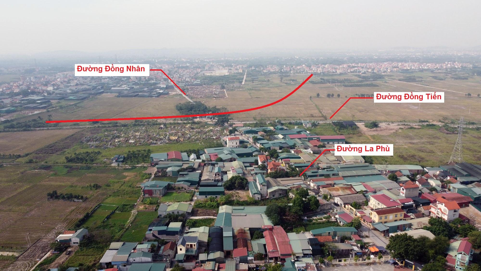Ba đường sẽ mở theo qui hoạch ở xã La Phù, Hoài Đức, Hà Nội - Ảnh 11.