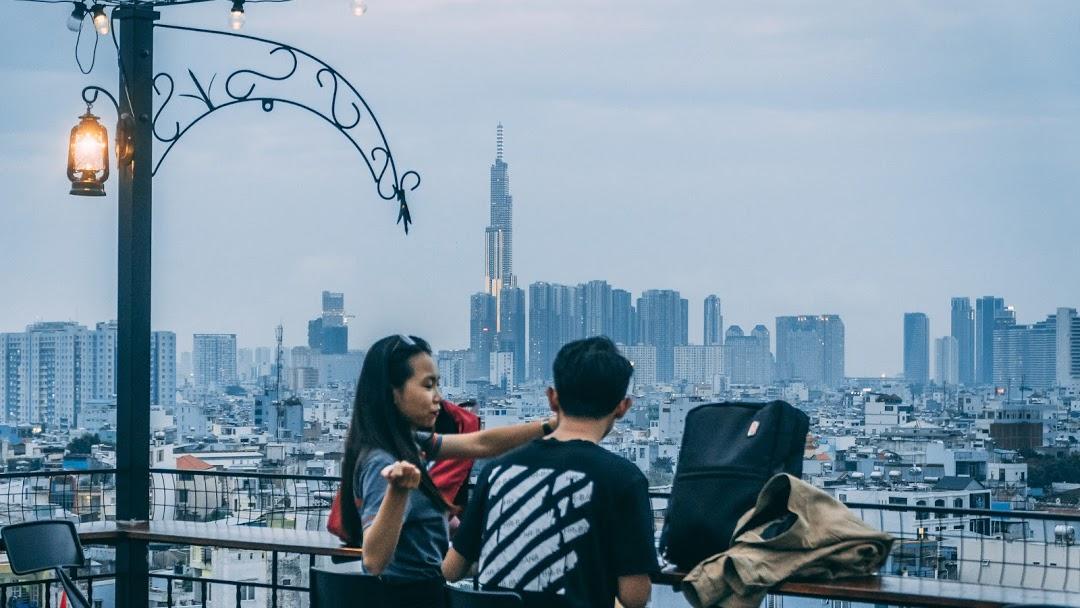 Lưu trọn khoảnh khắc chào năm mới với 15 quán cafe bar view đẹp ngắm pháo hoa  - Ảnh 11.