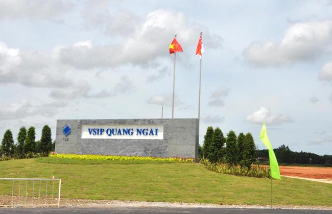 Chủ tịch Quảng Ngãi thúc giải phóng mặt bằng hoàn thành dự án Khu Công nghiệp - Đô thị - Dịch vụ VSIP - Ảnh 1.