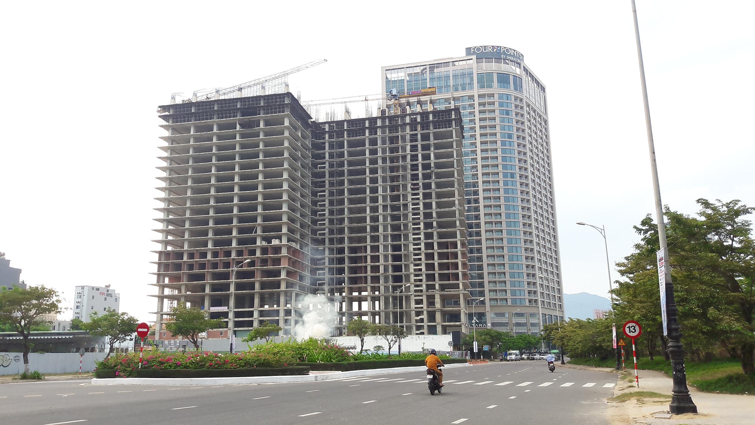 Quận Sơn Trà, Đà Nẵng sắp có gần 1.900 căn hộ cao cấp, riêng Đông Đô hơn 800 căn - Ảnh 1.
