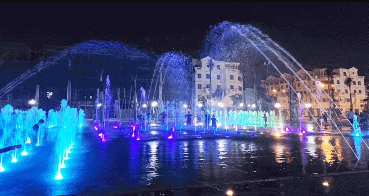 Khám phá Quảng trường nhạc nước Hòa Bình, địa điểm vui chơi mới xuất hiện ở Sài Gòn  - Ảnh 7.
