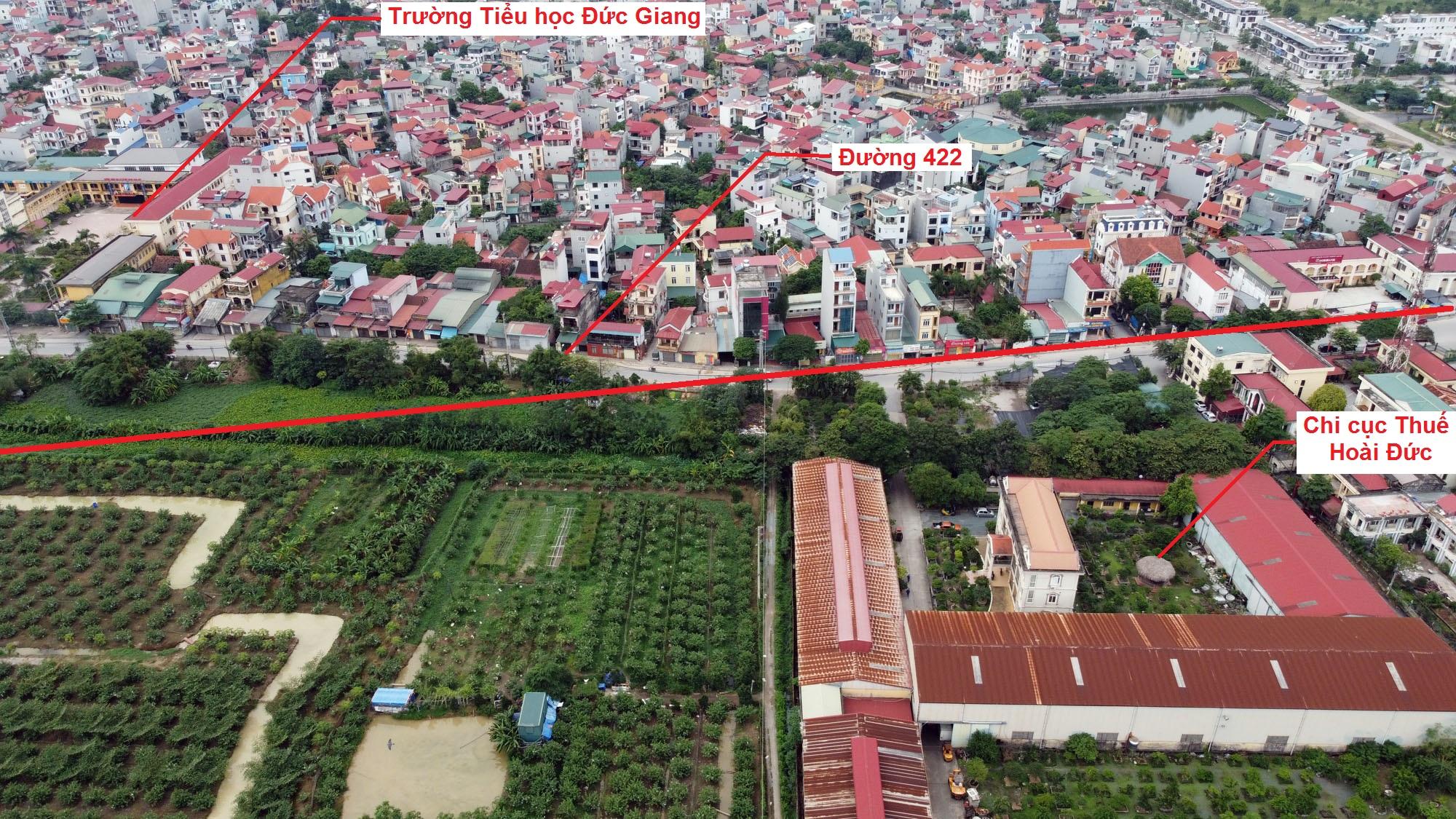 Ba đường sẽ mở theo qui hoạch ở xã thị trấn Trạm Trôi, Hoài Đức, Hà Nội - Ảnh 5.