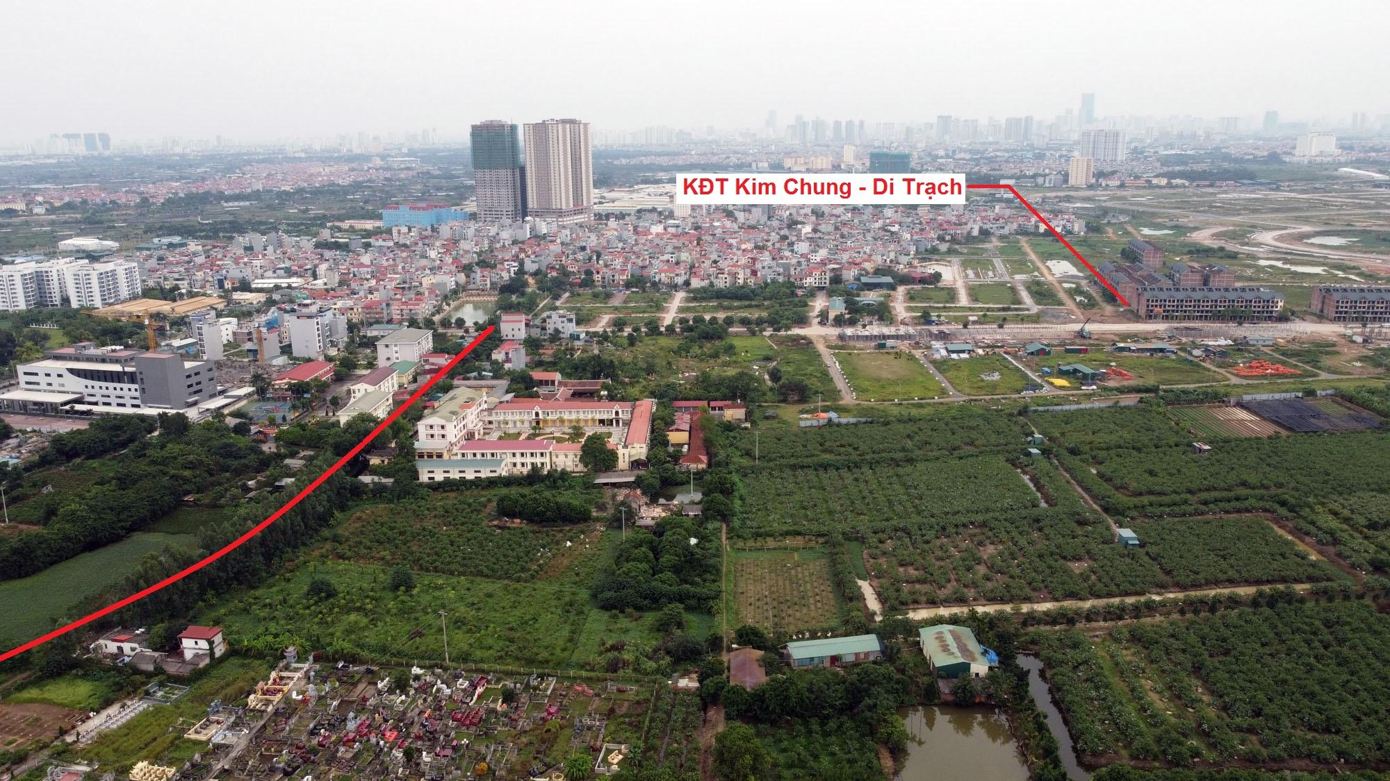Ba đường sẽ mở theo quy hoạch ở xã thị trấn Trạm Trôi, Hoài Đức, Hà Nội - Ảnh 7.