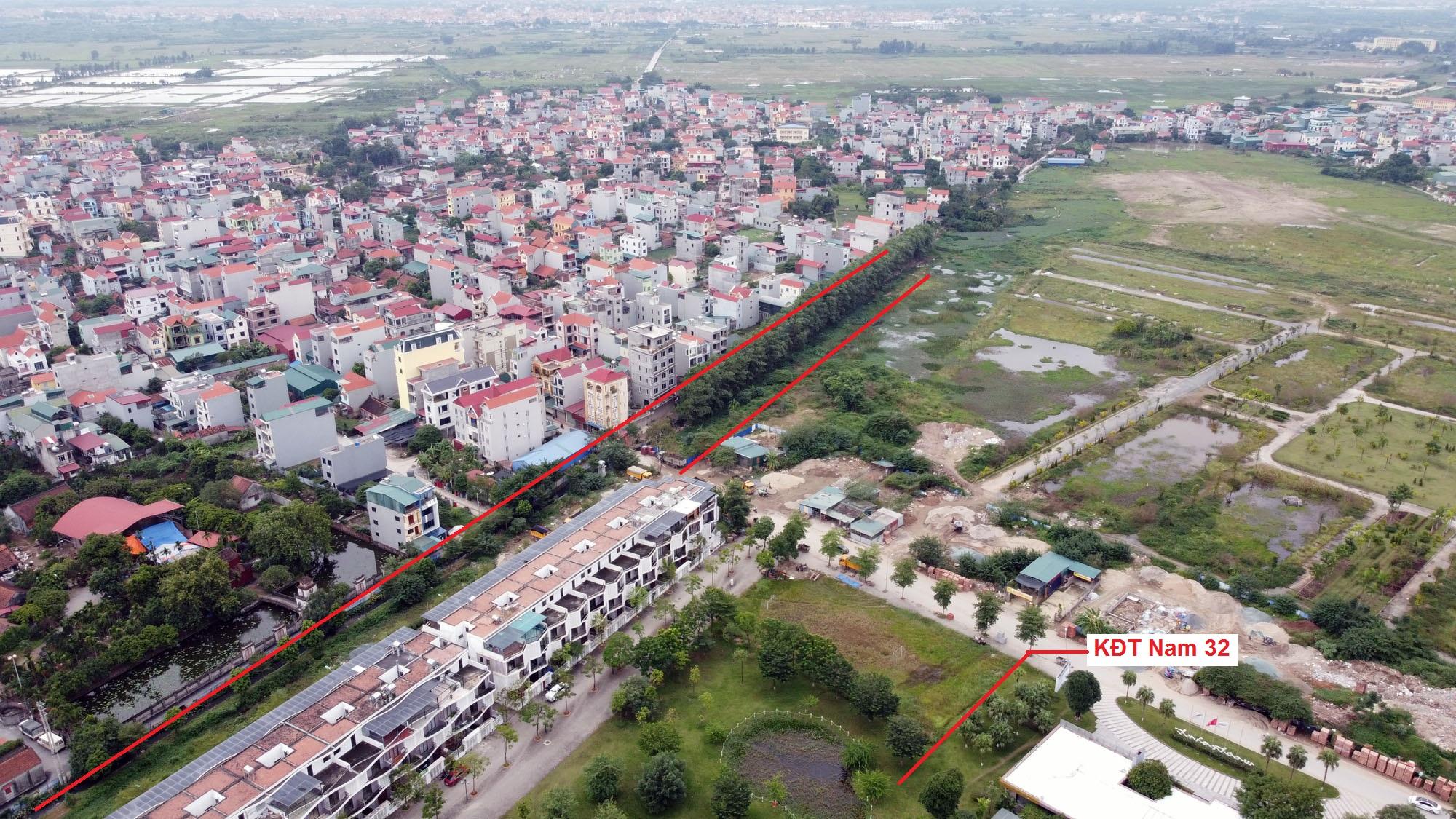 Ba đường sẽ mở theo quy hoạch ở xã thị trấn Trạm Trôi, Hoài Đức, Hà Nội - Ảnh 9.