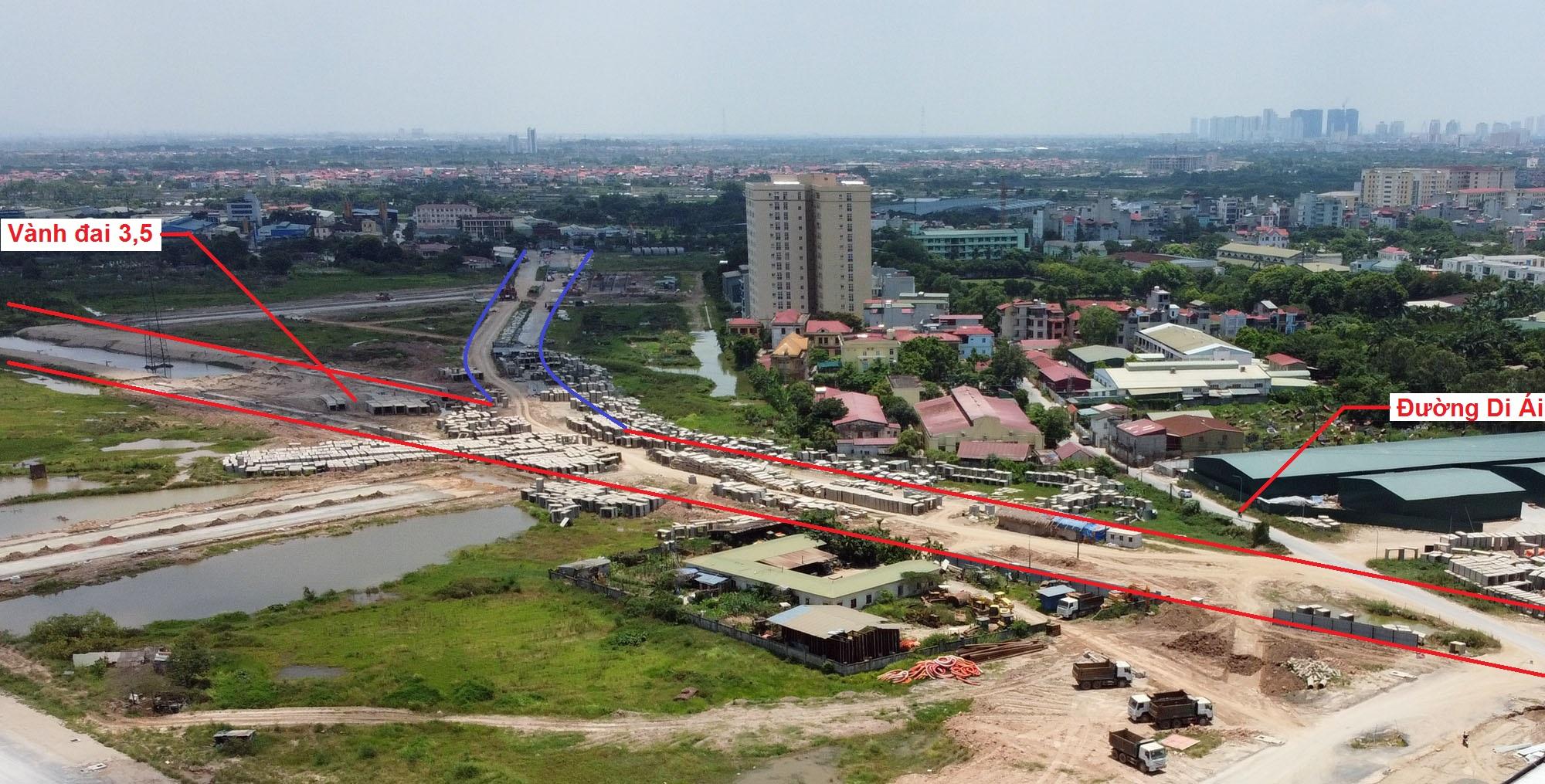 Ba đường sẽ mở theo qui hoạch ở xã Kim Chung, Hoài Đức, Hà Nội - Ảnh 11.