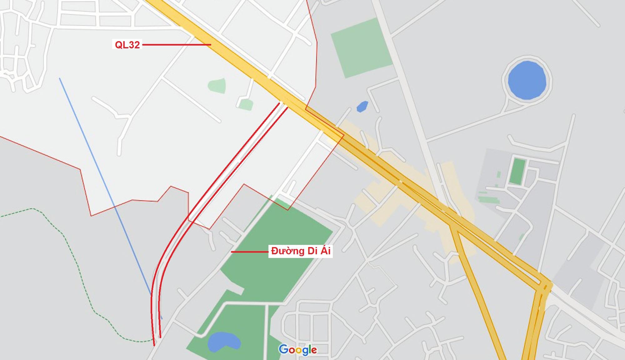 Ba đường sẽ mở theo qui hoạch ở xã Kim Chung, Hoài Đức, Hà Nội - Ảnh 10.